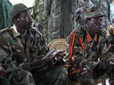 Kony hunt: US forces combine tech with nomad intelligence
