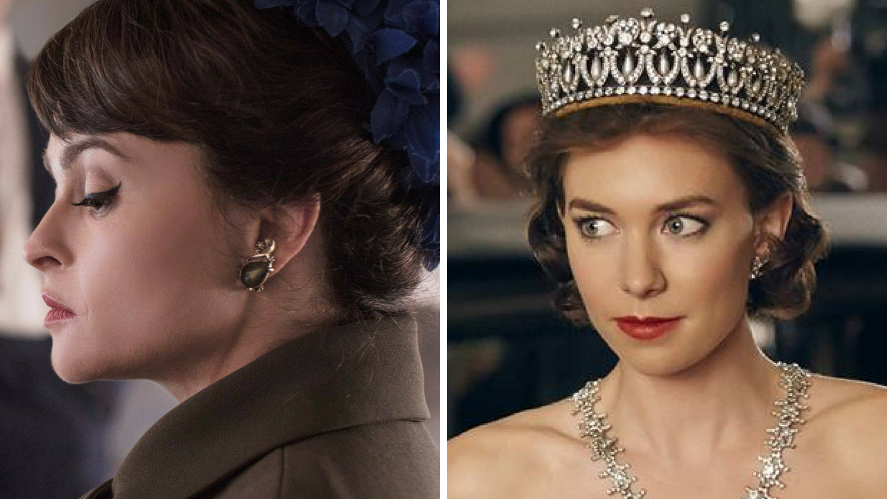 The Crowns Princess Margaret, actress Vanessa Kirby says no one better than Helena Bonham Carter to take over the role