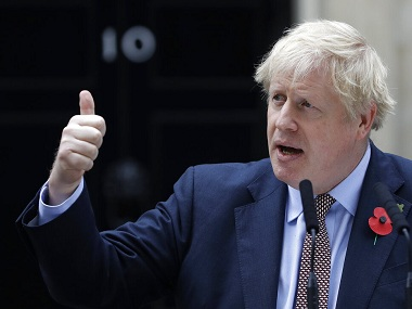 UK General Election: Boris Johnson kicks off poll campaign, promises to end paralysis over Brexit