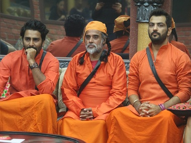 Bigg Boss 10: Swami Om is second contestant after Priyanka Jagga to be booted for bad behaviour