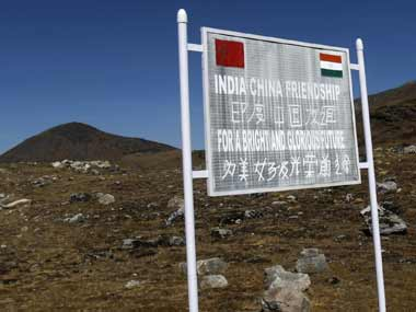 China refutes Indias allegations of transgression, claims it was a regular patrol