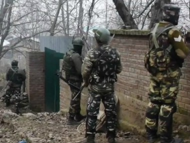 One militant killed in ongoing encounter in Awantipora area of Jammu and Kashmirs Pulwama