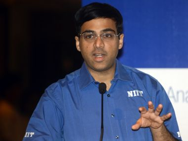 Tata Steel Masters: Dutch Jorden Van Foreest holds Viswanathan Anand to a draw in sixth round