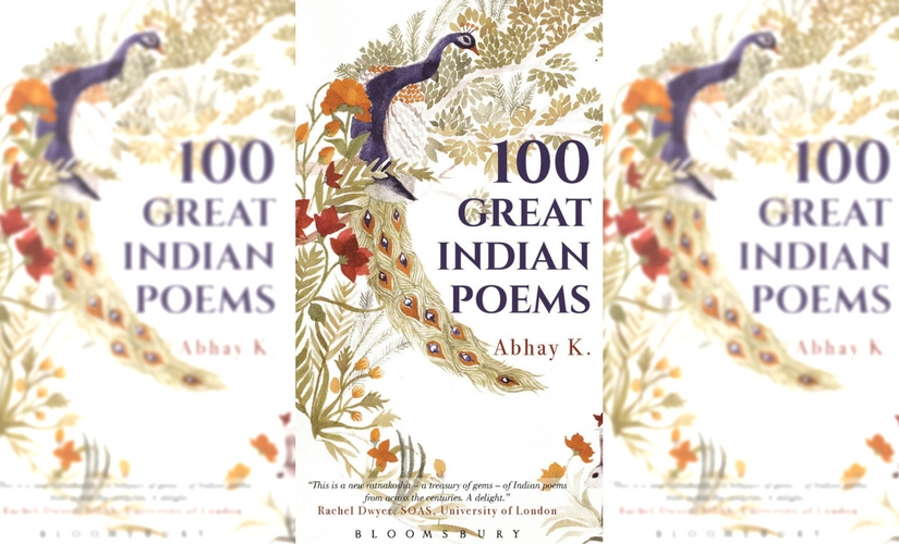 100 Great Indian Poems brings together Eunice de Souza, Kalidasa to provide kaleidoscopic view of poetry
