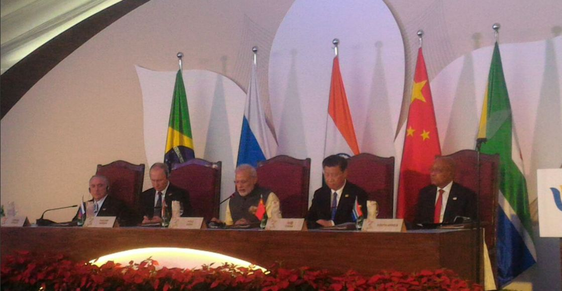 Full text of PM Modis speech at Brics Business Council Meeting