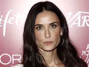 Demi Moore reveals she was sexually assaulted at 15 in her new memoir Inside Out, to be released on 24 September