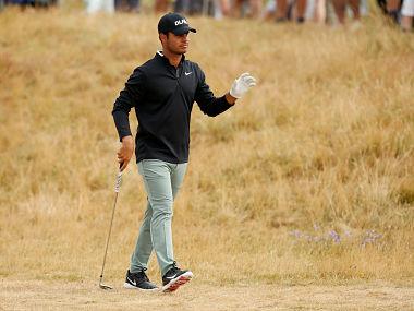 WGC Invitational: Shubhankar Sharma aims to perform well at Firestone Country Club and meet childhood idol Tiger Woods