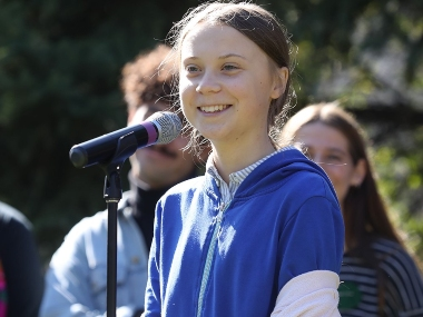 Greta Thunberg says talking to Donald Trump at UN global warming summit would have been a waste of time