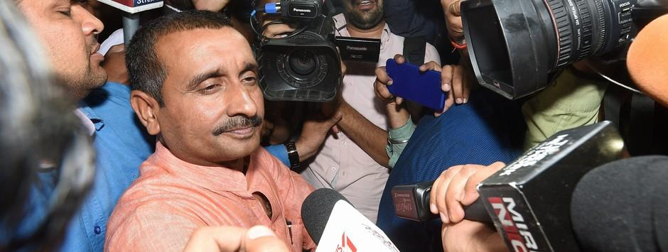 Two years on, as Unnao rape survivor awaits justice in hospital, accused Kuldeep Sengar's clout in UP remains undiminished