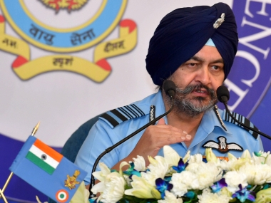 IAF to start process of acquiring single engine fighter jets; air chief BS Dhanoa says new fleet of planes is a priority