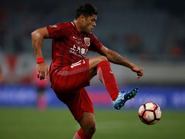 Hulk scores brace as Shanghai SIPG draw 2-2 with Urawa reds at home in AFC Champions League quarter-finals