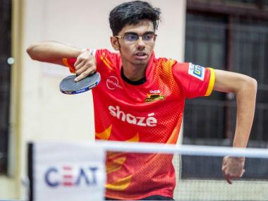 Paddler Manav Thakkar becomes first Indian to clinch ITTF Challenge Series U-21 mens singles title