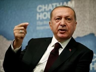 Turkish president Recep Tayyip Erdogan calls for trial in Istanbul over Jamal Khashoggis planned murder