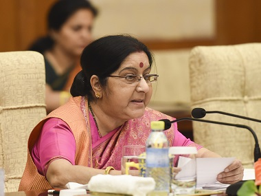 Sushma Swaraj trolled: Abuse abominable but dont let it distract from asking govt tough questions on passport row