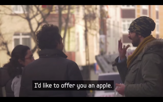 Town learns sign language for hearing impaired neighbour: Samsungs latest campaign is epic win