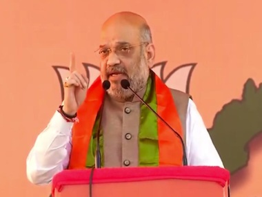 As long as BJP exists, Kashmir will be ours, says Amit Shah on Omar Abdullahs suggestion of separate prime minister for J&K