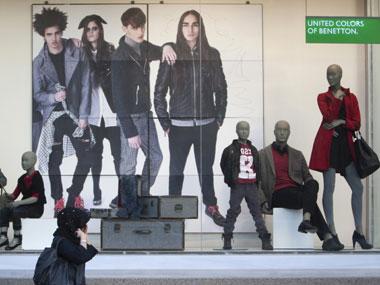Forget Zara, Benetton is Indias top international fashion brand