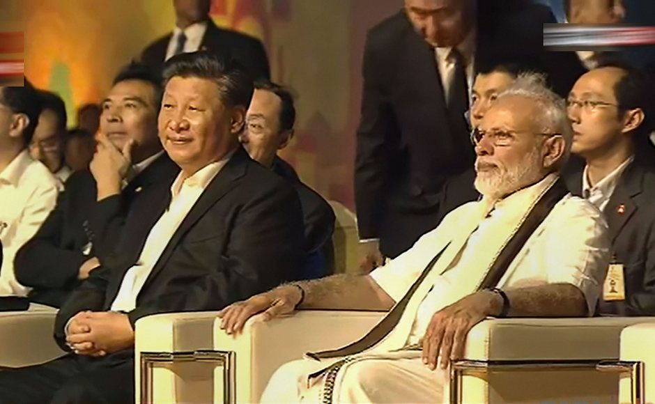 A cultural performance put together by the faculty members, students and alumni of the Kalakshetra Foundation was attended by Modi and the Chinese president at the Shore Temple on Friday. The performances included the classical dances Bharatnatyam and Kathakali. PTI