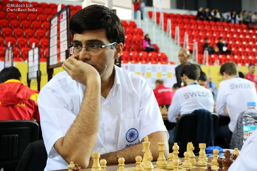 Batumi Chess Olympiad 2018: Viswanathan Anand-led India score impressive wins in both open and women's groups
