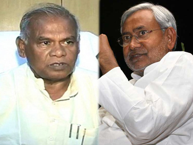 The Manjhi-Nitish tussle intensified today as Manjhi was sacked as the Bihar CM. IBNLive
