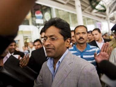 Lalit Modi. AFP