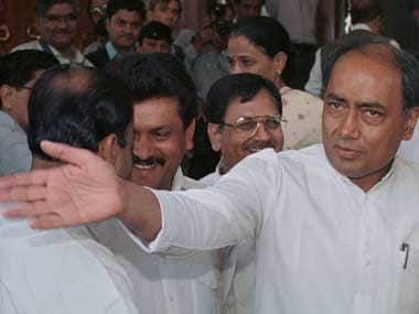 Digvijaya is the central figure in Cong roadmap for Rahul