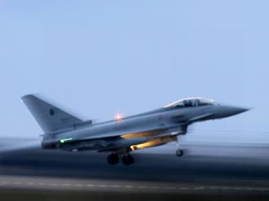 Germany seeks to sell Eurofighters to India, back submarine programme