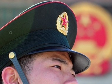 Unrest in China's 'Wild West' still haunts army, leaders