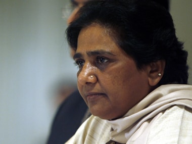 UP land mine is set to blow up in Mayawati's face