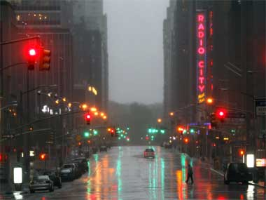 Irene spares New York City, but was it all just hype?