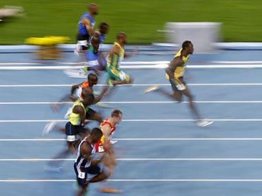 Bolt and Kenyans beam as Ohuruogu sobs