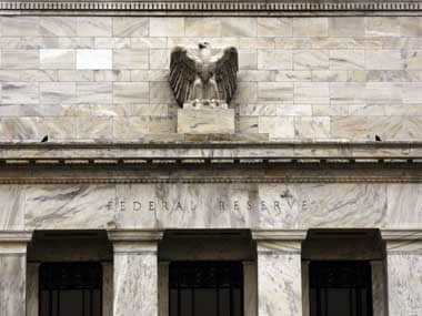 US Federal Reserve Building is pictured in Washington. Reuters.