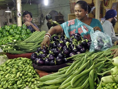 Food inflation eases to 9.47% for week ended 3 September