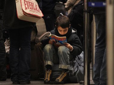 How to get your kid to read: Advice from an eleven-year old