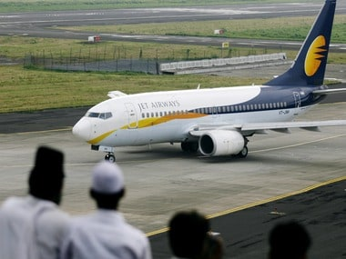 Govt should not rescue cash-strapped Jet Airways, its not in States interest to run airlines