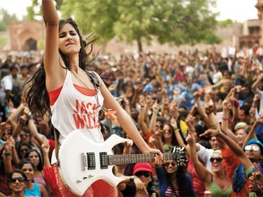 I Tend To Hurt Myself In At Least One Song In Every Film Katrina