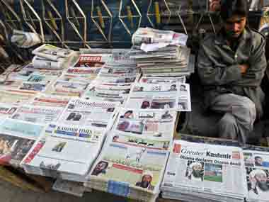 Newspapers cant afford no papers days anymore