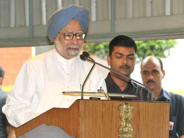Train constables better for efficient policing: PM tells police heads