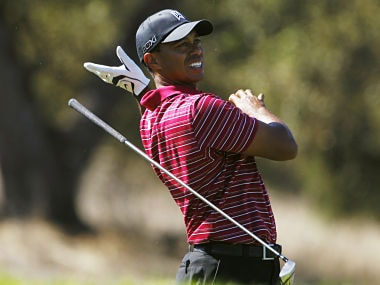 File photo of Tiger Woods. Reuters