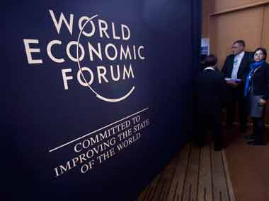 Ongoing world economic forum