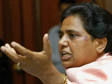 MGNREGA irregularities: Mayawati hits back at Ramesh