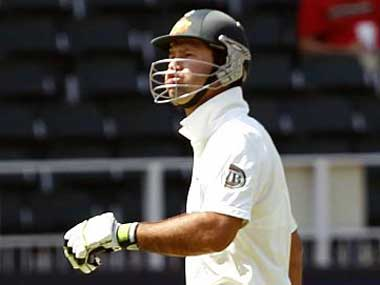 Now, Ponting is the elephant in the room