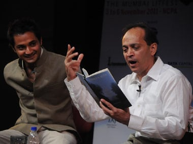 Hot as a filament wire: Watch Vikram Seths fiery reading from his new book