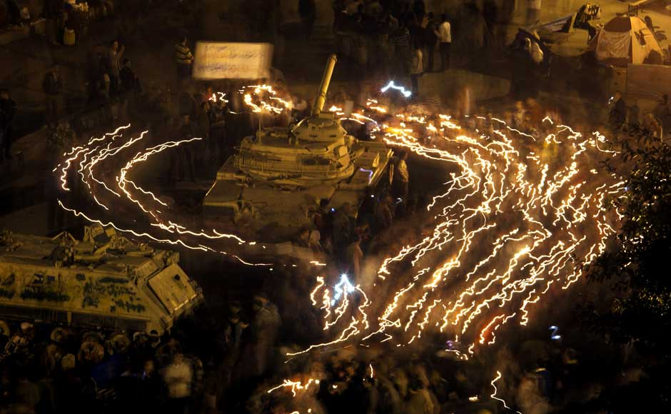 Images: Why 2011 is the year of the 'Egyptian' protester