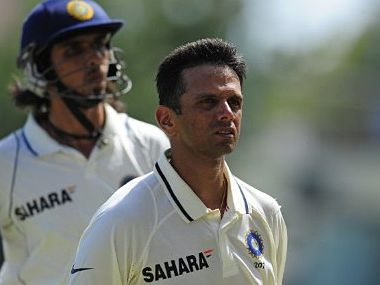 Dravid reminded us cricket is more than just a game