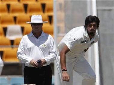 Ishant, Zaheer and the very real fear of a breakdown