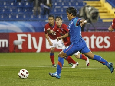 Afghanistan hold India 1-1 in SAFF Championship