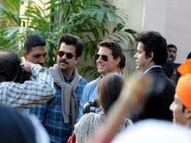 Tom Cruise jets into city; its Mission Mumbai here on
