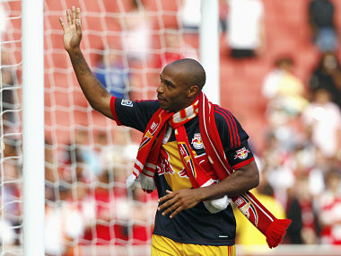 Thierry Henry plays last game for New York Red Bulls, undecided over future