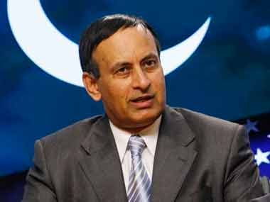 Allowed to travel, Haqqani leaves for US